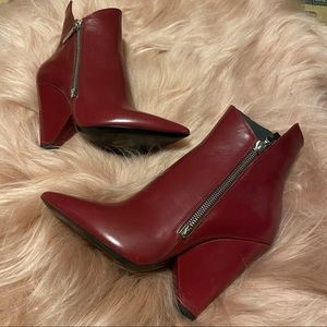 Yves Saint Laurent Shoes - NWT RARE Burgundy YSL Niki Boots ❤️size 36